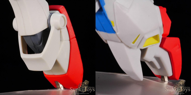 Banpresto Gundam Series Aggressive Pose Figure Set RX-78-2 Gundam & MSZ-006 Z Gundam
