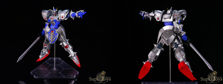 Banpresto Gundam Series DX Aggressive Pose Figure 4 Knight Gundam