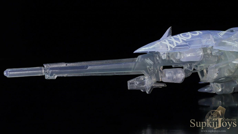 GFF Gundam Fix Figuration Limited XXXG-01WE Wing Gundam [Early Type ] [Crystal Clear Ver.]