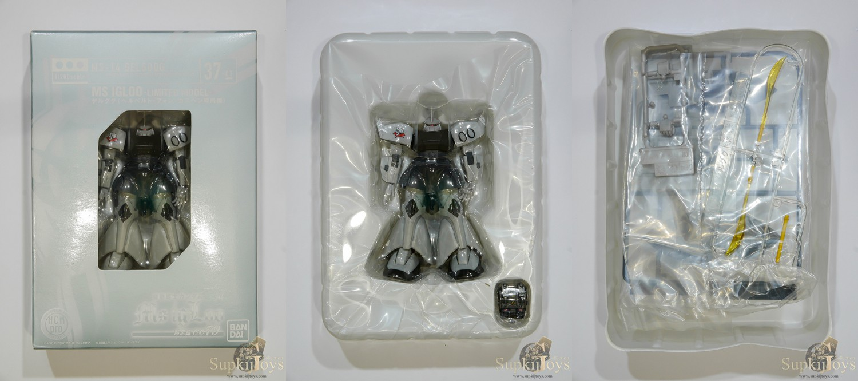 HCM-Pro High Complete Model Progressive Limited MS-14A Gelgoog [Herbert Von Kuspen's Custom]