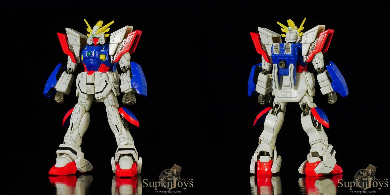 MIA MSIA Mobile Suit in Action !! GF13-017NJ Shining Gundam
