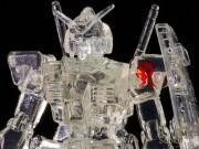 SupkijToys Micro The Robot Spirits [SIDE MS] R-SP RX-78-2 Gundam [Clear Ver.] - Figure