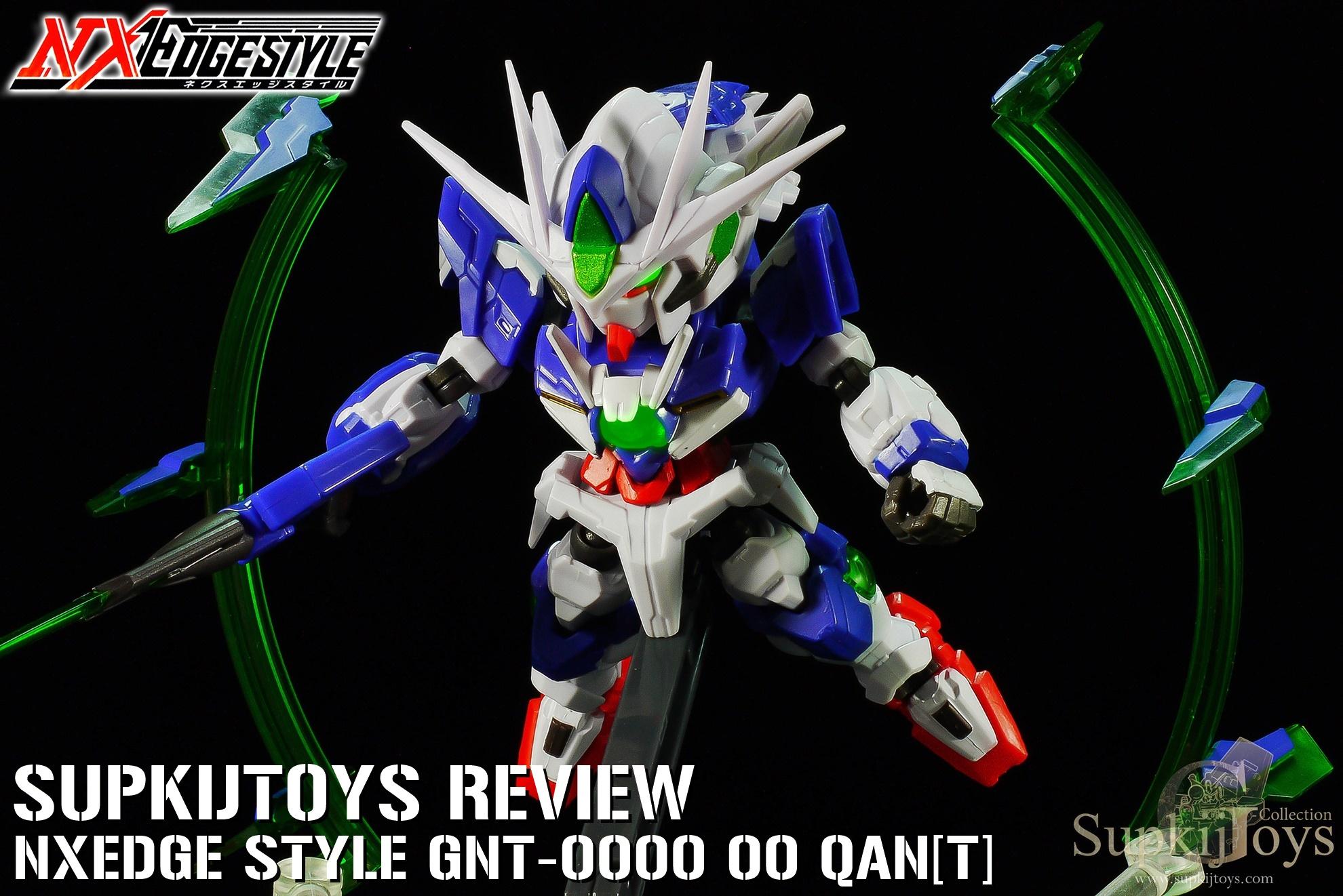 Nxedge Style NX-0009 GNT-0000 00 Qan[T]