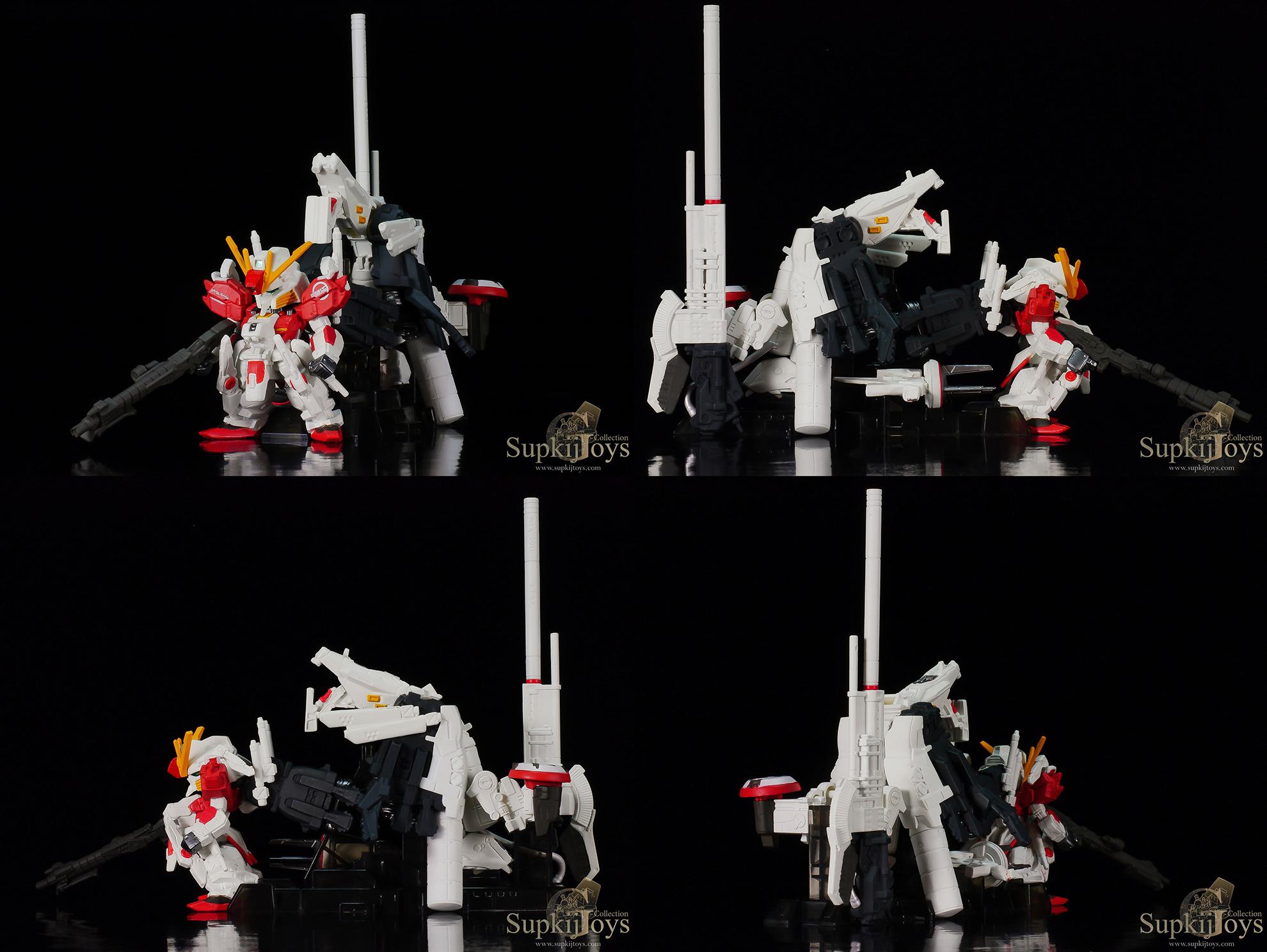 FW Gundam Converge EX 03 MSA-0011[Bst] S Gundam Booster Unit Type Plan 303E