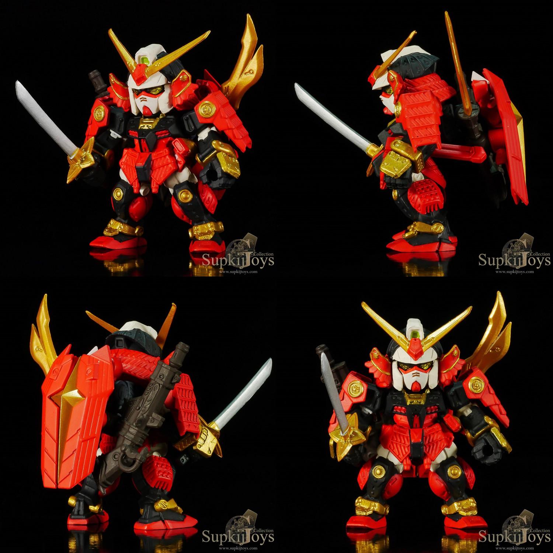 FW Gundam Converge EX 05 Musha Gundam