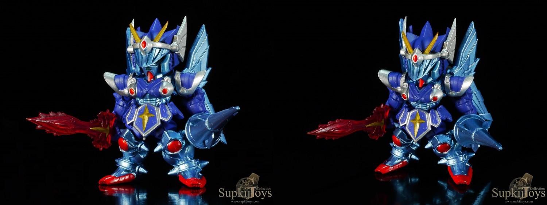 FW Gundam Converge EX 06 Full Armor Knight Gundam