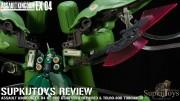 Assault Kingdom EX 04 NZ-666 Kshatriya Repaired & TOLRO-800 Torohachi