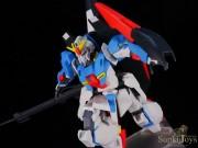 SupkijToys Gundam Series Aggressive Pose Figure MSZ-006 Z Gundam - Figure
