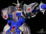 SupkijToys Gundam Series DX Aggressive Pose Figure 4 Knight Gundam - Figure