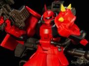SupkijToys Gundam Series Special Creative Model EX Mobile Suit Variation 2 MS-06R-2 Zaku II High Mobility Type [Johnny Ridden's Custom] - Figure