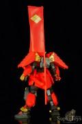 SupkijToys Gundam Series Kiba-Musha Den Real Type Figure Extra Edition Takeda Shingen Gundam - Figure