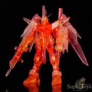 SupkijToys Mobile Suit in Action !! ZGMF-X42S Destiny Gundam [Transparency Ver.] - Figure