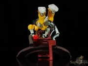 Supkijtoys Gundam Robust Silhouette Collection Vol.0 1/300 MS-05B Zaku I [Work Equipment] [Rare Color Ver.] - Figure