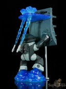 Supkijtoys Gundam Robust Silhouette Collection Vol.0 1/300 MSM-04 Acguy [Low Color Ver.] - Figure
