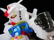 SupkijToys Mobile Suit Gundam Gundam Expand 01 No.01 RX-78-2 Gundam [Shield Equipment Ver.] [Metallic Ver.] - Figure