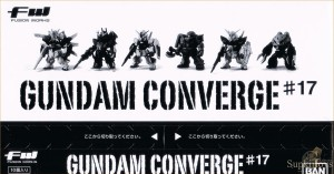 SupkijToys FW Gundam Converge #17 Box Set [10 Packs] - Main Product