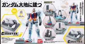 SupkijToys Mobile Suit Gundam Gundam Being Built No.4 Leg Armor Transportation - Main Product